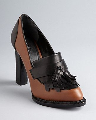 Rachel Roy Oxford Pumps