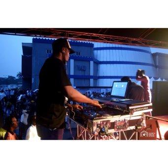 DJ bole festival